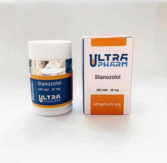 Ultra Stanozolol 10mg/tab - Цена за 100 таб
