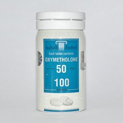 Oxymetholone 50мг\таб - цена за 100таб.