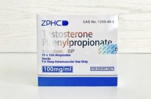Testosterone Phenylpropionate 100MG/ML - цена за 1 ампулу