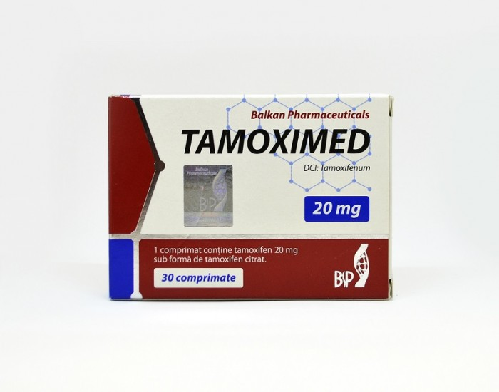 Tamoximed 20mg/tab - Цена за 15 таблеток.